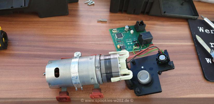 Wartungen, Verbesserungen S211 W211 – Probleme mit der Fahrdynamikpumpe