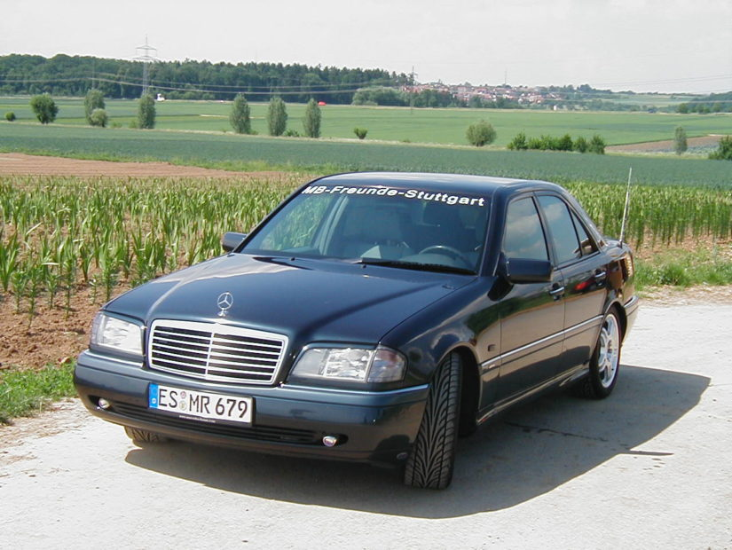 W202 – 2003-05 – Shooting in Ostfildern