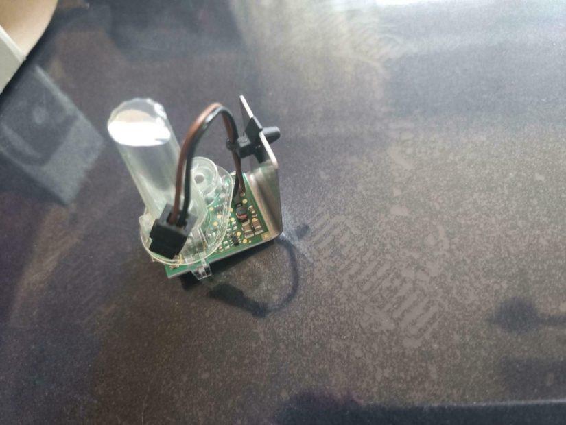 Infos S211 W211 – LED Standlicht der Mopf Scheinwerfer
